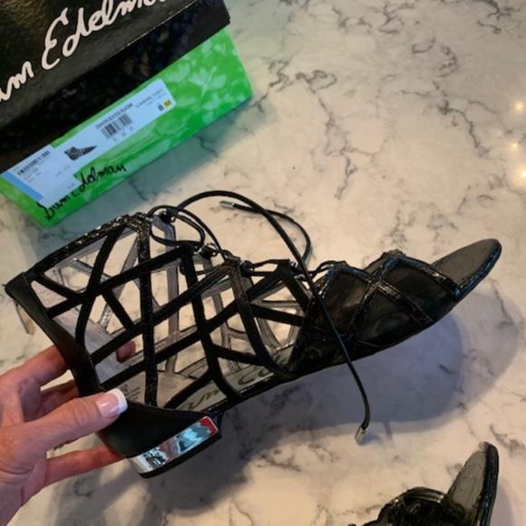 Sam Edelman Shoes - Sam Edelman NWT Women's Gladiator Sandals